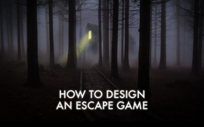 Here's What it Takes to Design an Escape Game