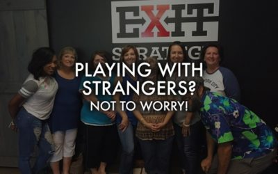 Here's Why You Should Play an Escape Game with Strangers