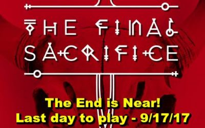 Final Sacrifice: The End Is Near!
